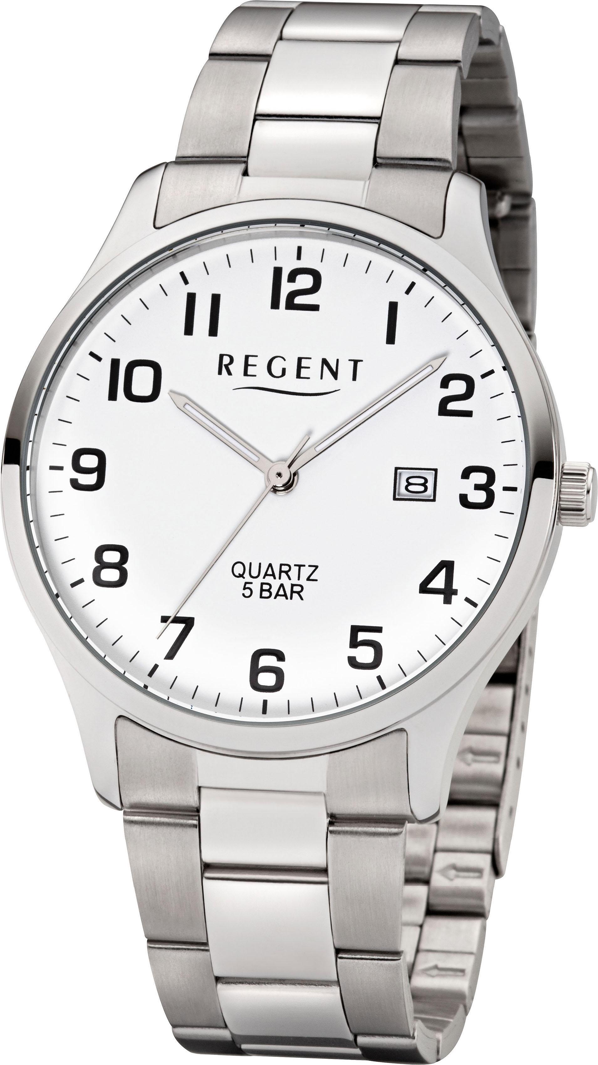 Regent Quarzuhr 18554499 F1178   Uhren   Regent