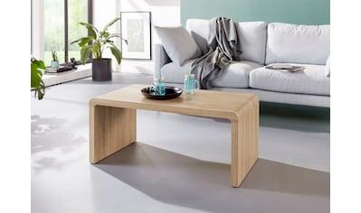 INOSIGN Couchtisch »Flavio«, im modernen Design, in schöner Holzoptik, verschiedene Größen kaufen