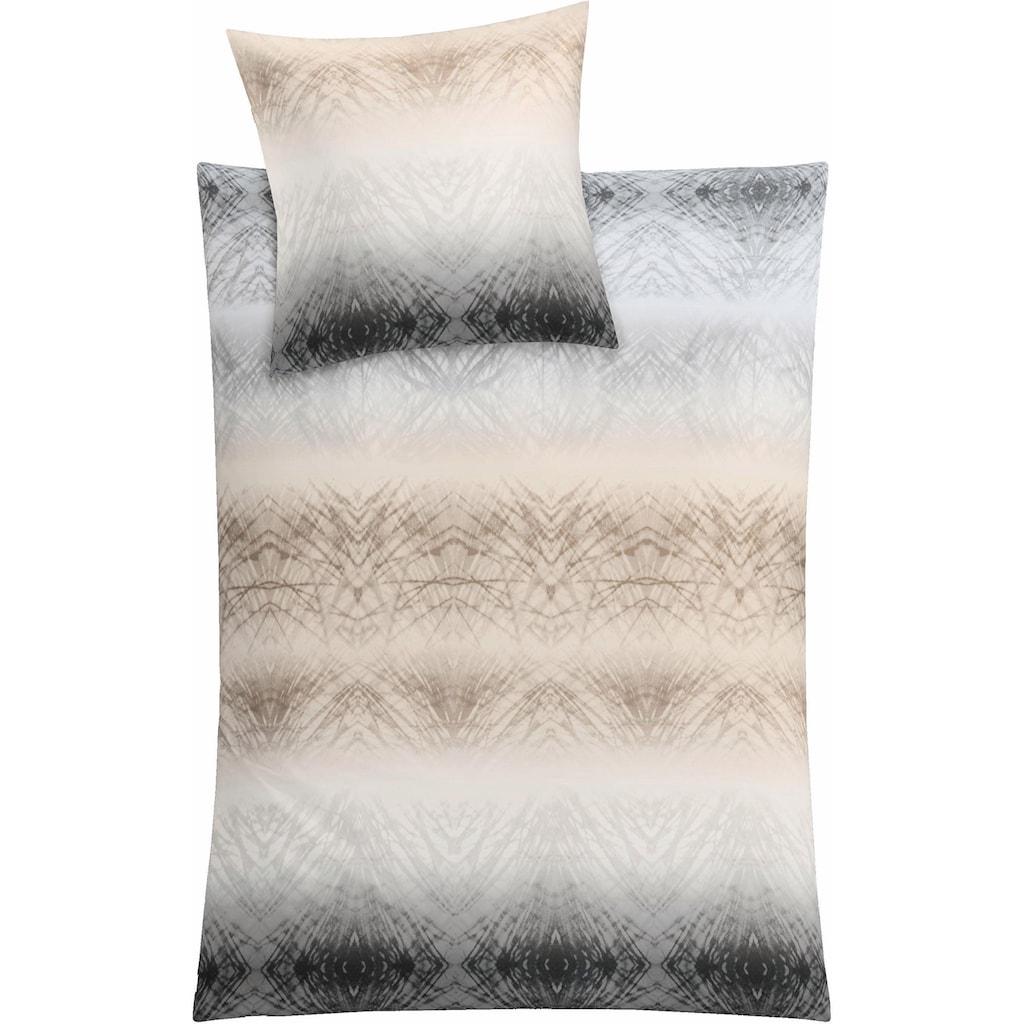 Kleine Wolke Bettwäsche »Vapore«, mit Muster