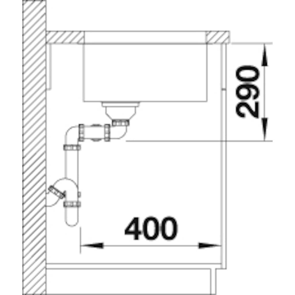 Blanco Küchenspüle »ANDANO 340/340-U«