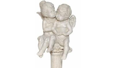 Casa Collection by Jänig Engelfigur »Kinderengel sitzend, Kantenhocker, Maße ca. B:14cm, H: 20cm« kaufen
