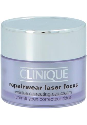 """CLINIQUE Anti - Aging - Augencreme """"Repairwear Laser Focus"""" kaufen"""