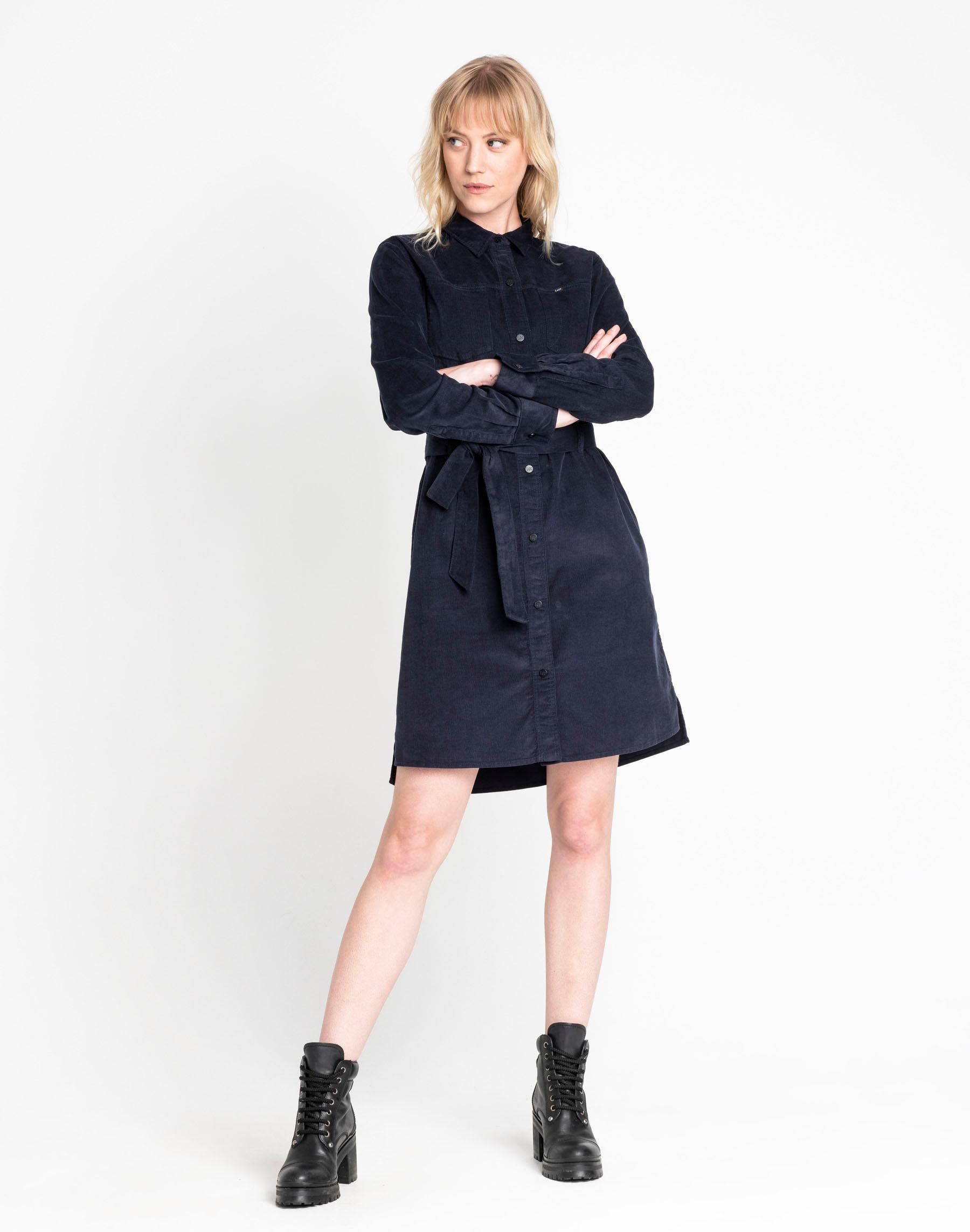 Lee Blusenkleid Damenmode/Bekleidung/Kleider/Blusenkleider
