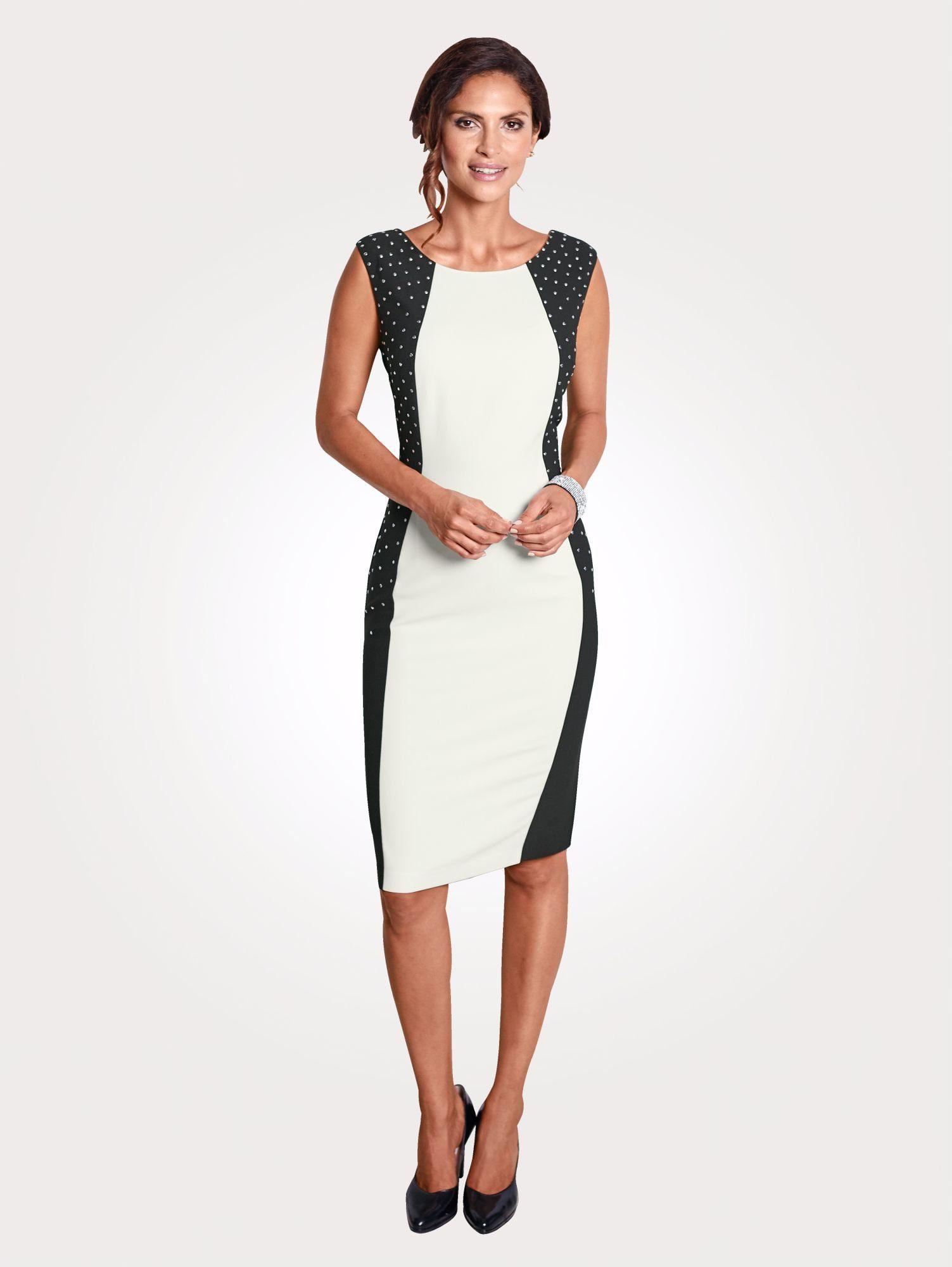 sale retailer ece4a f1d93 Mona Etuikleid mit Plättchenzier im BAUR Onlineshop