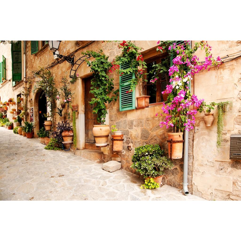 Papermoon Fototapete »Valdemossa Majorca«