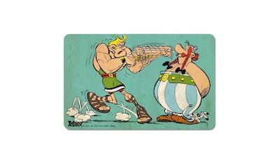 LOGOSHIRT Frühstücksbrettchen mit Obelix-Motiv kaufen