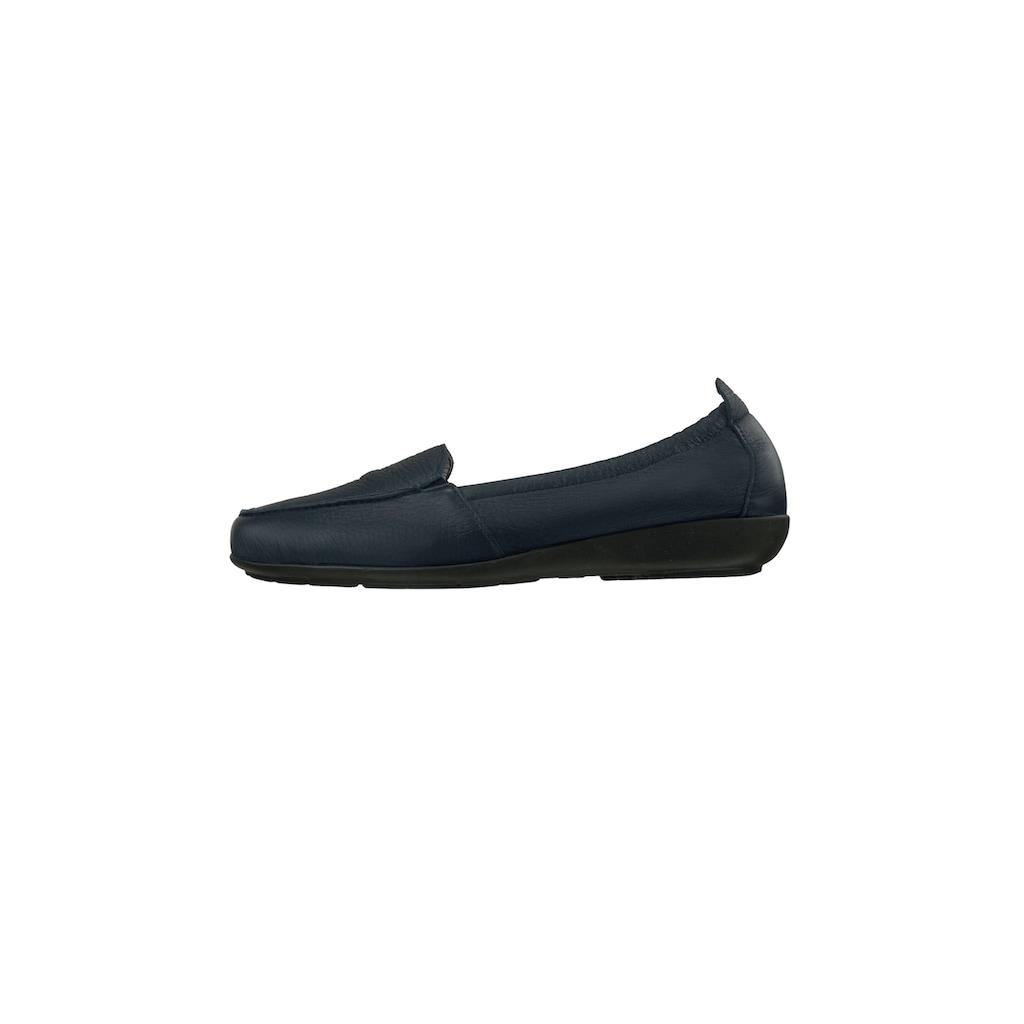 Natural Feet Mokassin »Marie«, aus weichem Hirschleder