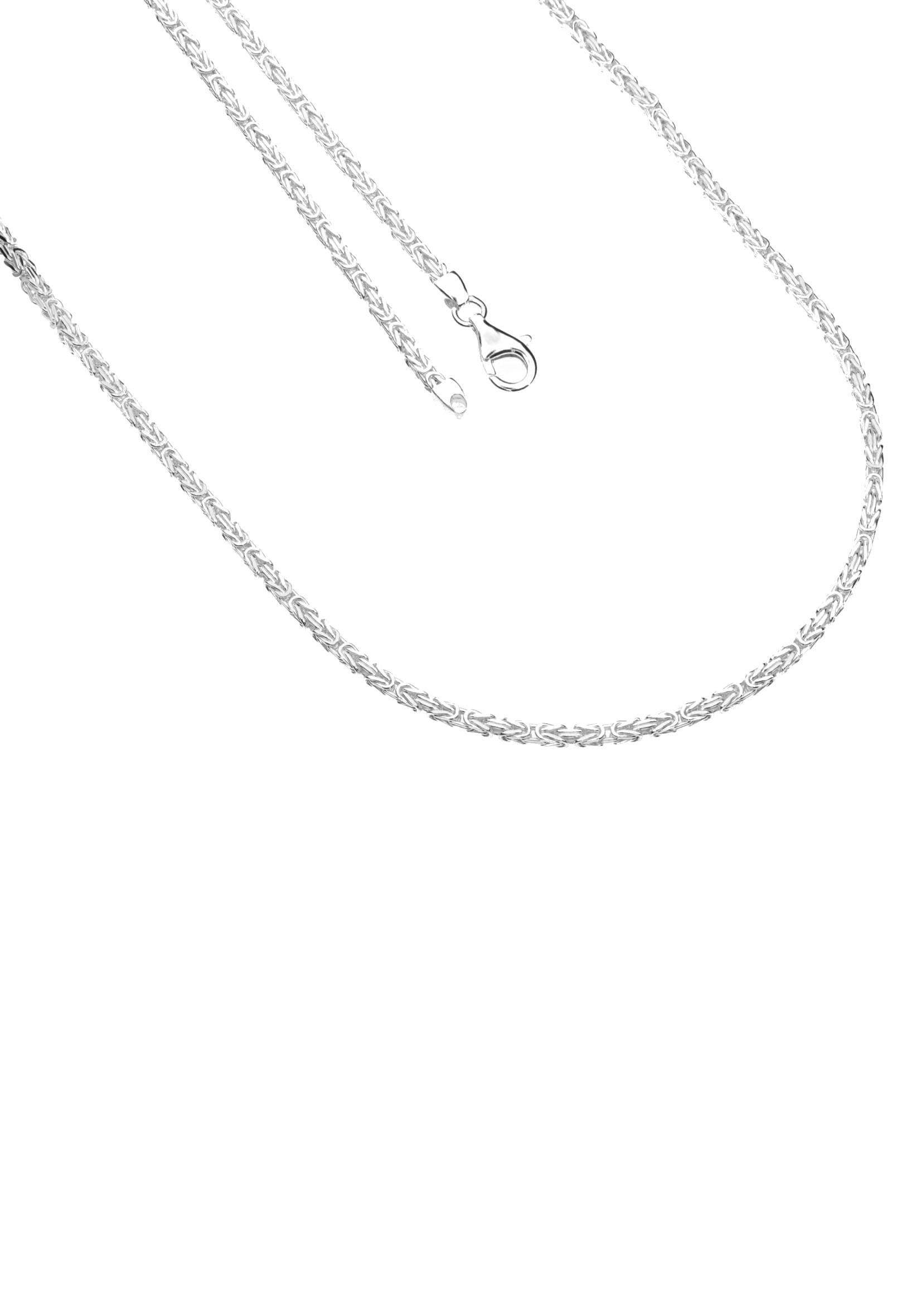 Firetti Königskette 2|6 mm breit| glanz| quadratische Form | Schmuck > Halsketten | Firetti