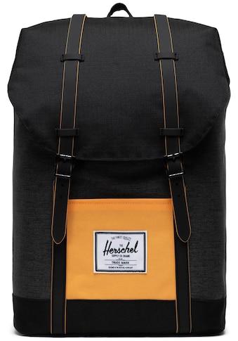 Herschel Laptoprucksack »Retreat, Blaz Orange« kaufen