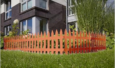 Prosperplast Minizaun »Garden Classic« terrakotta kaufen