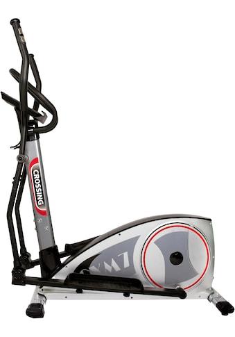 Christopeit Sport® Crosstrainer-Ergometer »CXM 7«, Backlit LCD Display mit Tablet-... kaufen