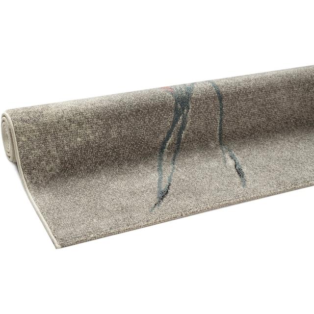 Teppich, »Lovis«, Home affaire, rechteckig, Höhe 14 mm, maschinell gewebt