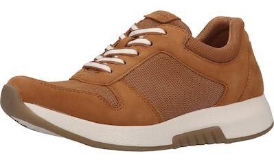 Gabor Sneaker »Leder/Mesh« kaufen