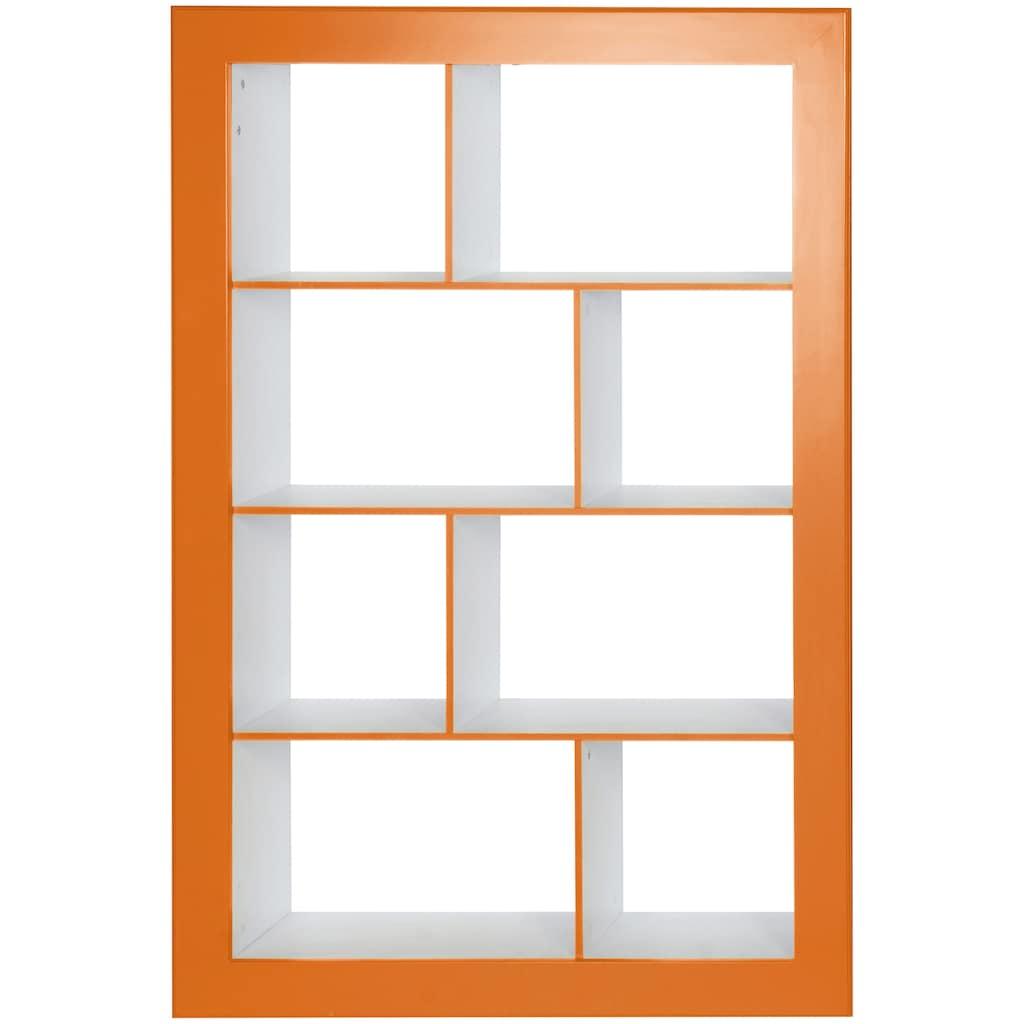 Phoenix Regal »Frame«, B/H/T: 108,8/158,8/31,5 cm, mit 8 Fächern