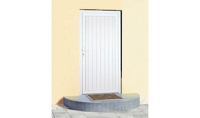 KM MEETH ZAUN GMBH Mehrzweck - Haustür »K608P«, BxH: 98 x 193 cm, in 2 Varianten kaufen