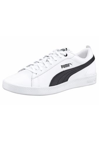 PUMA Sneaker »Smash Wns v2L« kaufen