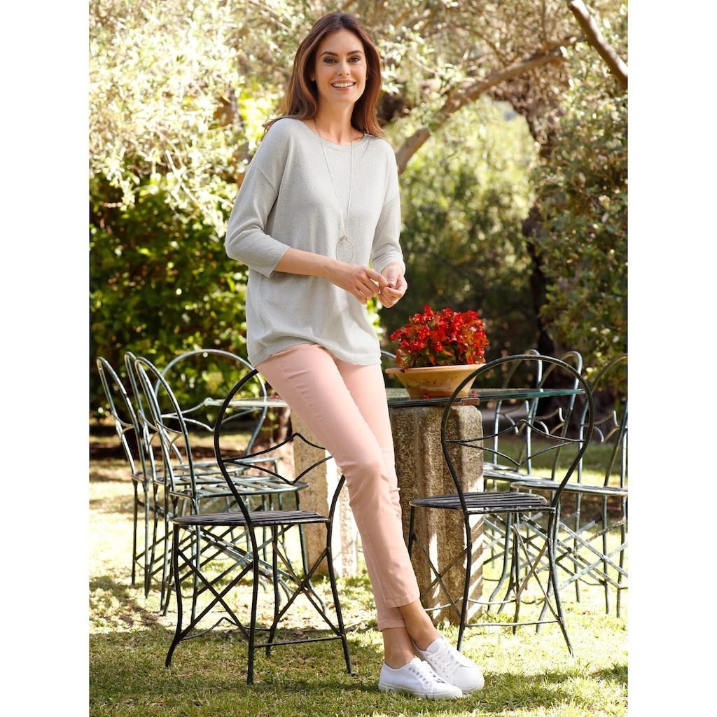 Laura Kent Hose mit extra schmalem Bein