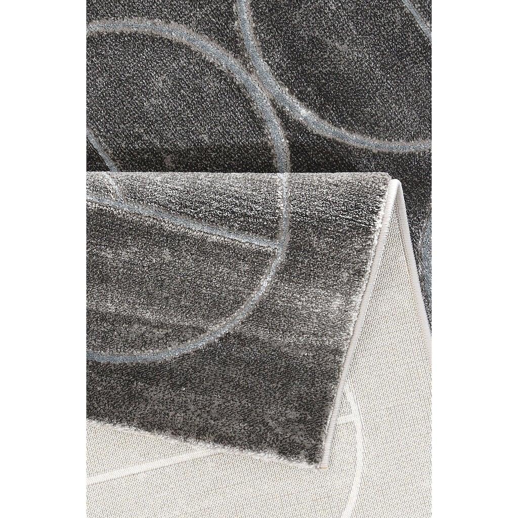 Leonique Teppich »Maura«, rechteckig, 12 mm Höhe, Wohnzimmer