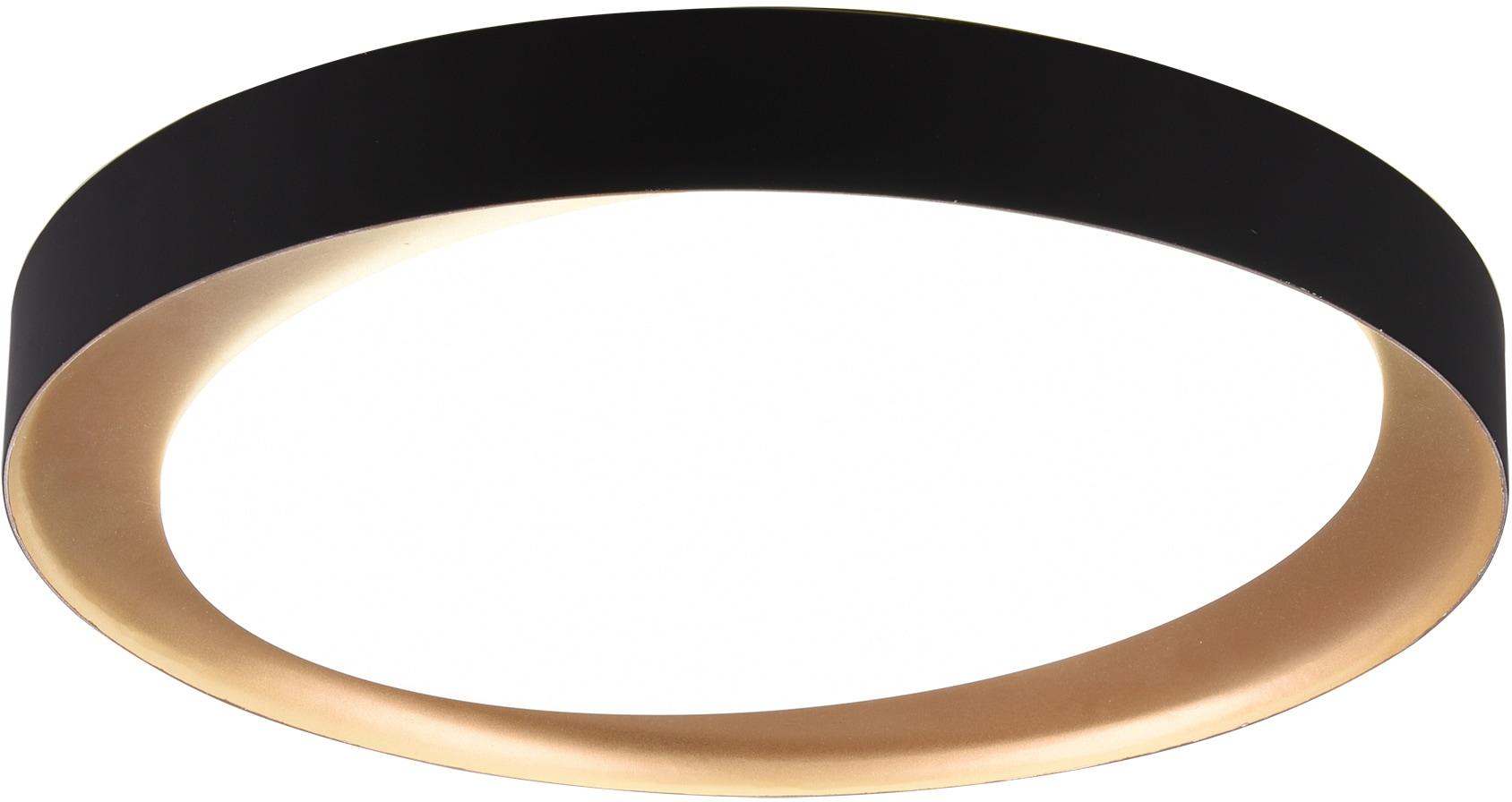 TRIO Leuchten LED Deckenleuchte Zeta, LED-Modul, Farbwechsler
