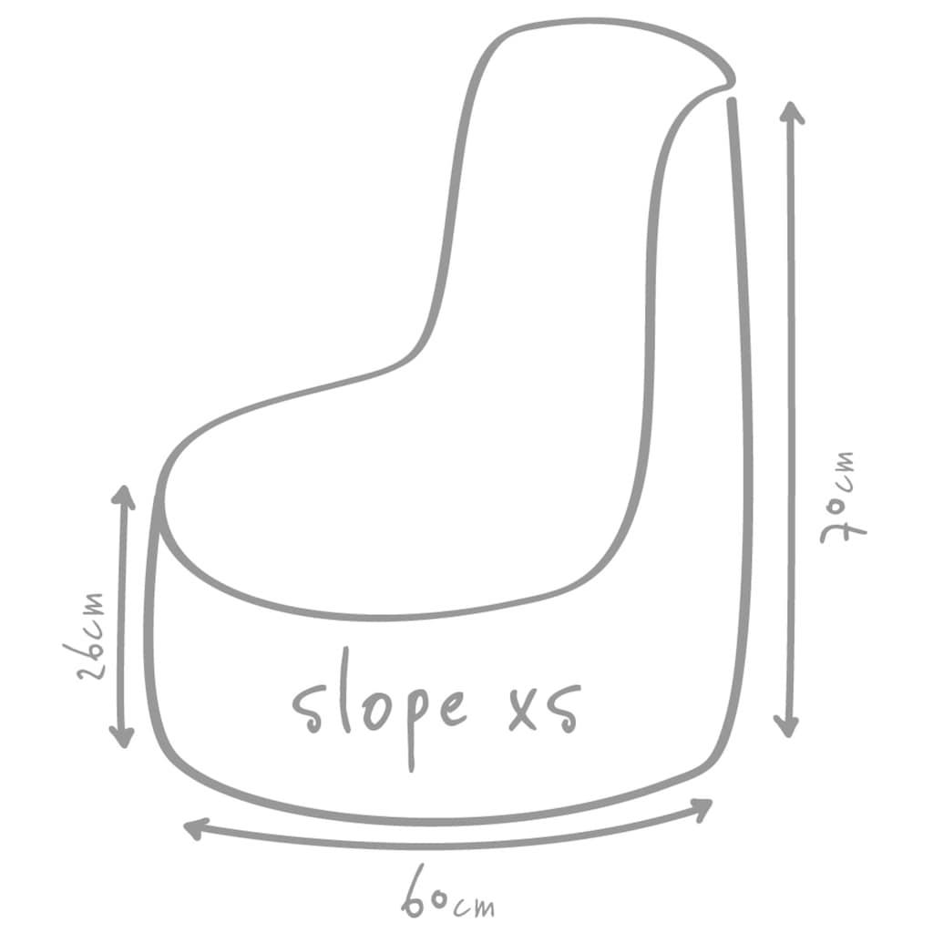 OUTBAG Sitzsack »Slope XS Plus«