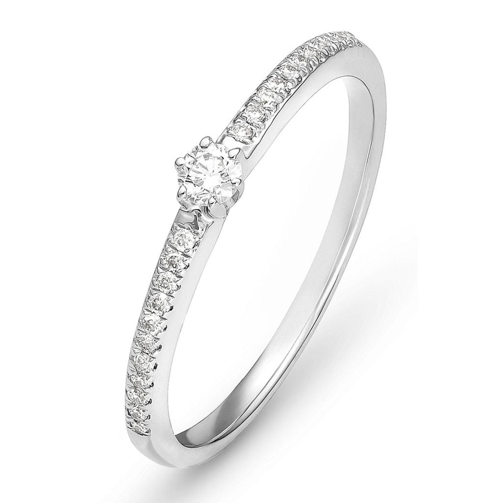 CHRIST Diamantring »32011869«