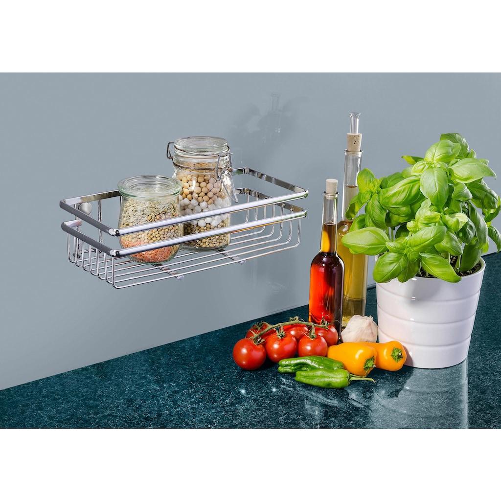 WENKO Küchenregal »Style«, mit Befestigung ohne Bohren