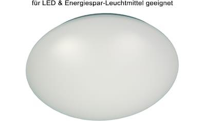 niermann Deckenleuchte »Deckenschale«, E27, 1 St., Deckenschale Kunststoff, opal weiß... kaufen