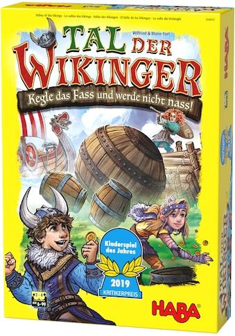 Haba Spiel »Tal der Wikinger«, Made in Germany kaufen