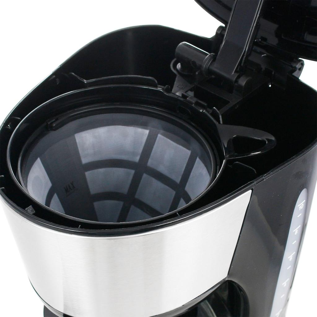 Emerio Filterkaffeemaschine »CME-122933«, Papierfilter