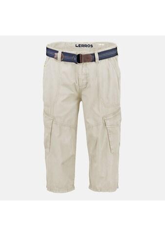 LERROS Longbermudas »Cargo« kaufen
