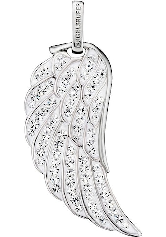Engelsrufer Flügelanhänger »Bright like a diamond, FLÜGEL CRYSTAL SILBER,... kaufen