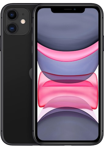 Apple iPhone 11 Smartphone (15,5 cm / 6,1 Zoll, 64 GB, 12 MP Kamera) kaufen