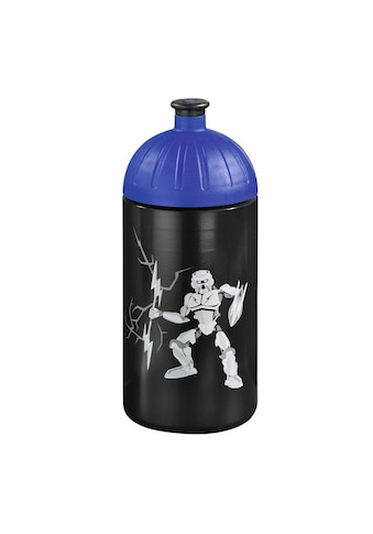 "Step by Step Trinkflasche ""Strongly Robot Roboter"" Schwarz kaufen"