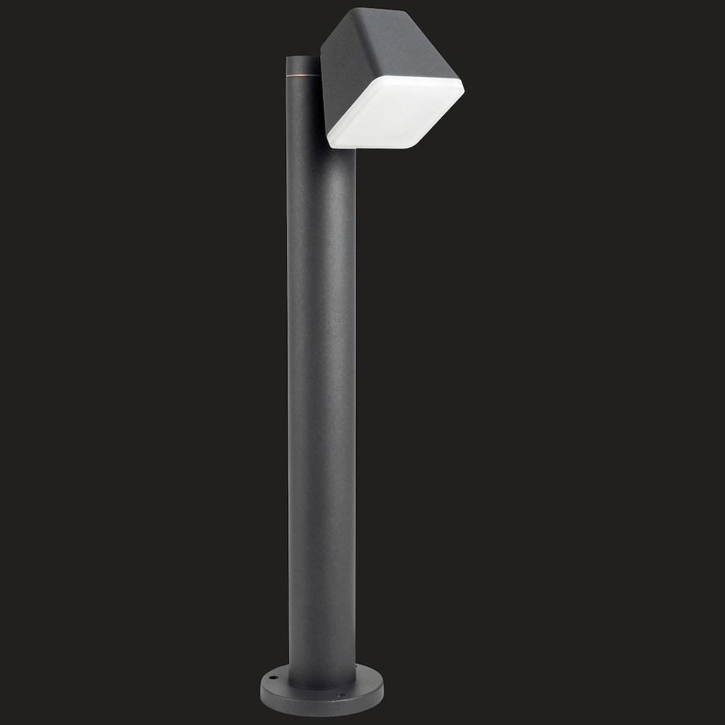 AEG Isacco LED Außenstandleuchte anthrazit