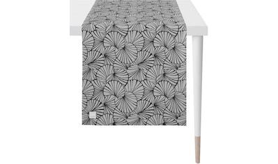 APELT Tischläufer »3961 Outdoor«, Jacquardgewebe kaufen