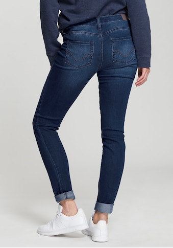 H.I.S Skinny - fit - Jeans »Shaping Regular - Waist mit Push - up Effekt« kaufen
