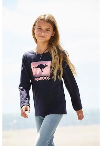 KangaROOS Langarmshirt kaufen