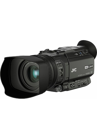 JVC Camcorder »GY-HM170E«, 4K Ultra HD, 12x opt. Zoom, Bildstabilisator kaufen