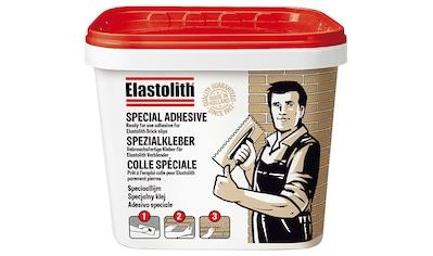 ELASTOLITH Klebstoff, Spezialkleber für Verblender, 15 kg, sandgrau kaufen