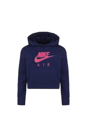 Nike Sportswear Kapuzenpullover »Air Cropped« kaufen