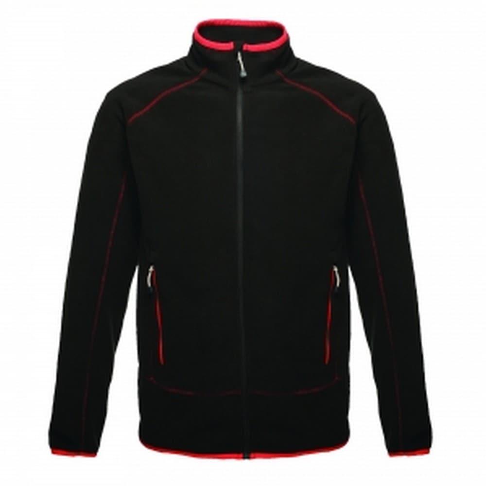 Regatta Fleecejacke Professional Herren Ashmore Fleece Jacke   Bekleidung > Jacken > Sonstige Jacken   Schwarz   Regatta