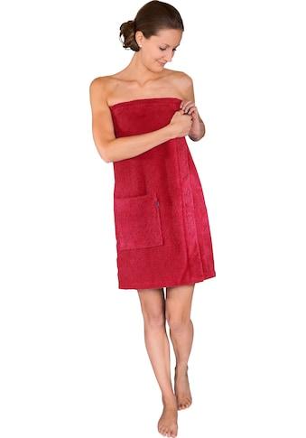 Wewo fashion Kilt »9534«, (1 St.), mit Stickerei Sauna kaufen