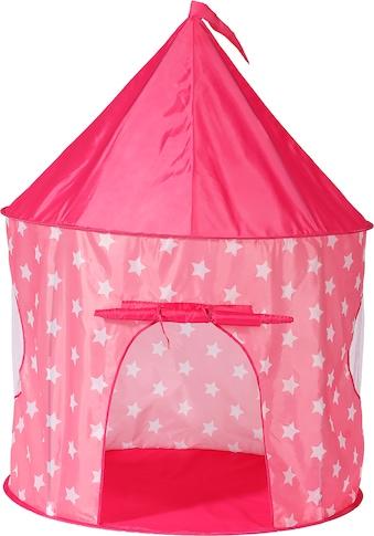 Knorrtoys® Spielzelt »Pink, white stars« kaufen