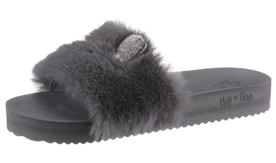 Flip Flop Pantolette »POOL FUR*MOUSE METALLIC« kaufen