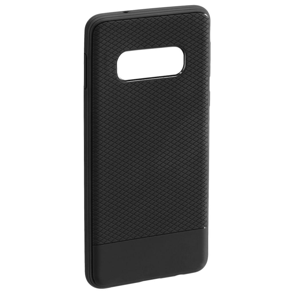 "Hama Cover ""Shield"" für Samsung Galaxy S10e, Schwarz"