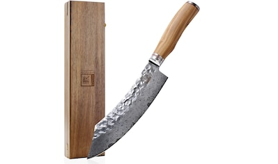 ZAYIKO Damastmesser, Klingenlänge 20,5 cm, japanischer Damaststahl VG-10 kaufen