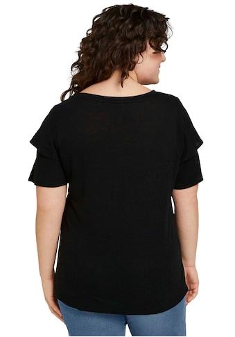 TOM TAILOR MY TRUE ME T-Shirt, mit Flügelärmeln kaufen