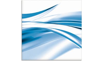 Artland Glasbild »Schöne Welle - Abstrakt«, Gegenstandslos, (1 St.) kaufen