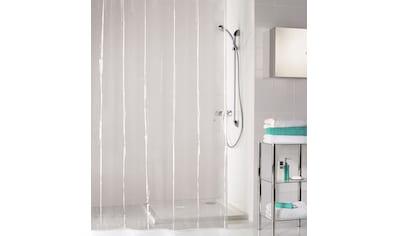 Kleine Wolke Duschvorhang »Claro«, Breite 180 cm, Höhe 200 cm kaufen