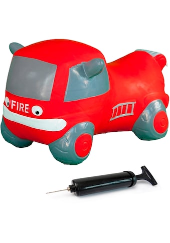 Jamara Hüpftier »Fire Truck«, inkl. Luftpumpe kaufen